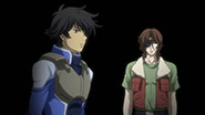 Gundam 00   A wakening of the Trailblazer   117