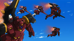 Gundam 00 Second Season   05   32
