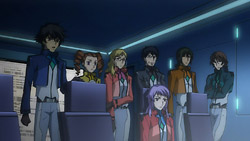 Gundam 00 Second Season   10   22