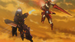 Gundam 00 Second Season   17   34