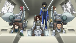 Gundam 00 Second Season   25   46