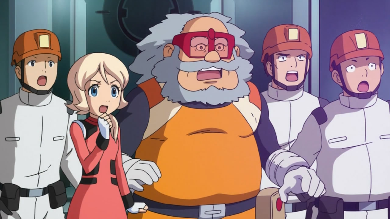 Gundam AGE 05 25