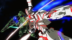 Gundam Unicorn   02   03