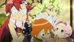 Gurren Lagann   05   Preview 01