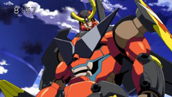 Gurren Lagann   13   Preview 02