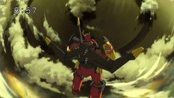 Gurren Lagann   14   Preview 01