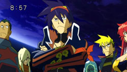 Gurren Lagann   23   Preview 01
