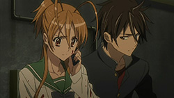 HIGHSCHOOL OF THE DEAD   02   03