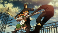 HIGHSCHOOL OF THE DEAD   02   21