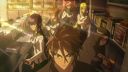 HIGHSCHOOL OF THE DEAD   02   Preview 01