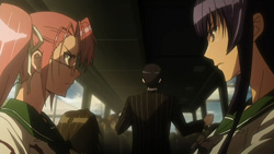 HIGHSCHOOL OF THE DEAD   05   13