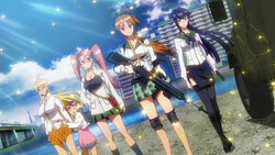 HIGHSCHOOL OF THE DEAD   08   12