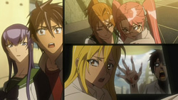 HIGHSCHOOL OF THE DEAD   08   35