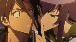 HIGHSCHOOL OF THE DEAD   09   12