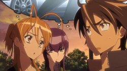 HIGHSCHOOL OF THE DEAD   12   15