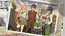 HIGHSCHOOL OF THE DEAD   ED   01
