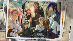 HIGHSCHOOL OF THE DEAD   ED12   01