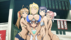 HIGHSCHOOL OF THE DEAD   OVA   09