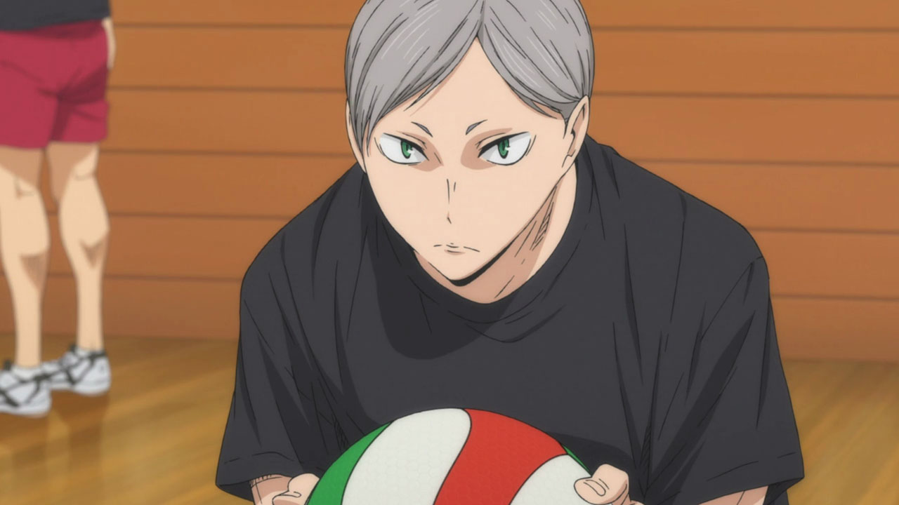 Haikyuu!! Second Season - 04 | Random Curiosity