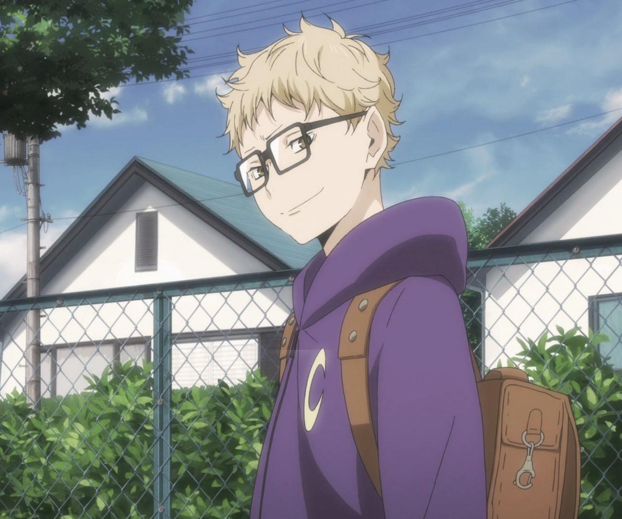 Haikyuu Manga Host: Haikyuu!! Second Season - 08