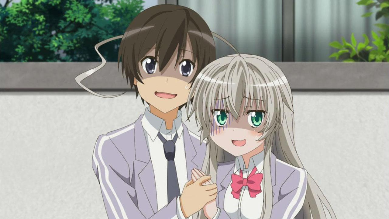 Haiyore nyaruko-san dating simulator episode
