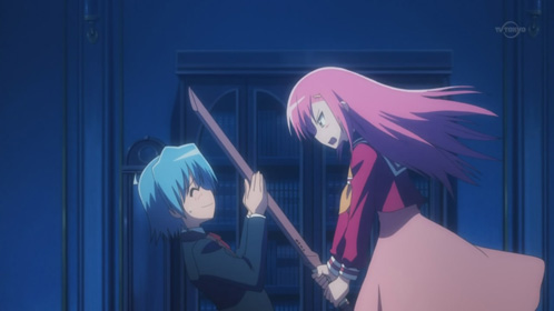 Hayate no Gotoku!! 2nd Season   13   02