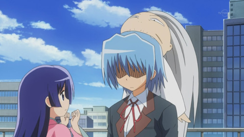 Hayate no Gotoku!! 2nd Season   14   08
