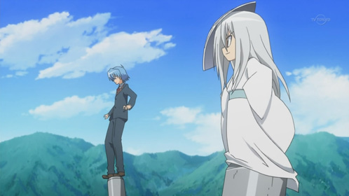 Hayate no Gotoku!! 2nd Season   16   01