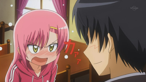 Hayate no Gotoku!! 2nd Season   18   07
