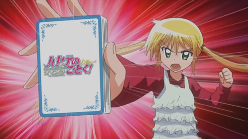 Hayate no Gotoku!! 2nd Season   19   02