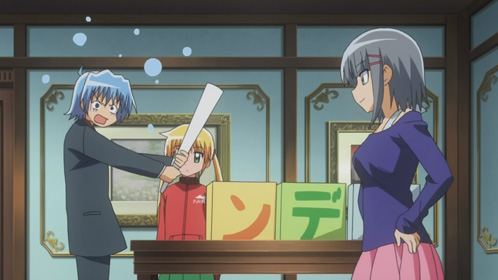 Hayate no Gotoku!! 2nd Season   19   11