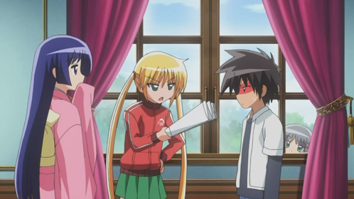 Hayate no Gotoku!! 2nd Season   19   16