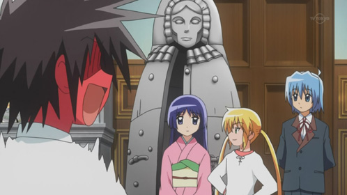 Hayate no Gotoku!! 2nd Season   20   04