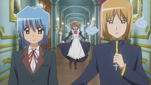 Hayate no Gotoku!! 2nd Season   20   08