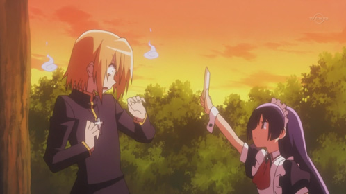 Hayate no Gotoku!! 2nd Season   20   14