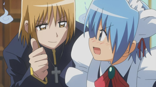 Hayate no Gotoku!! 2nd Season   20   16