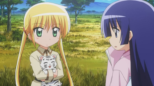 Hayate no Gotoku!! 2nd Season   21   05