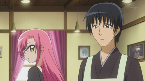 Hayate no Gotoku!! 2nd Season   22   02
