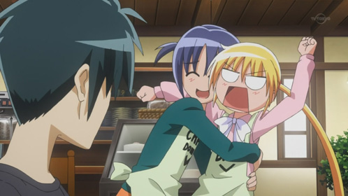 Hayate no Gotoku!! 2nd Season   22   06