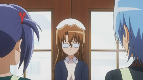 Hayate no Gotoku!! 2nd Season   22   07