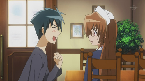 Hayate no Gotoku!! 2nd Season   22   08