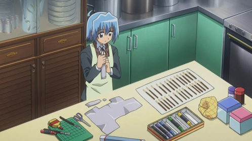 Hayate no Gotoku!! 2nd Season   25   19