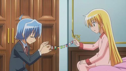 Hayate no Gotoku!! 2nd Season   25   23