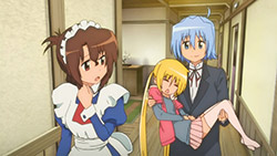 Hayate no Gotoku Cuties   01   16