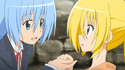 Hayate no Gotoku Cuties   01   Preview 01