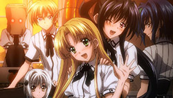 High School DxD   13   Preview 03