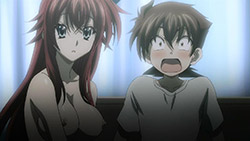 High School DxD NEW   01   07