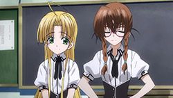High School DxD NEW   01   12
