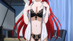 High School DxD NEW   01   32