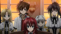 High School DxD NEW   02   25